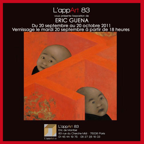 Exposition l'APPART83